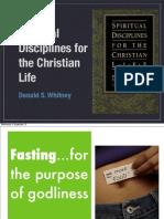 601 SFL - Essential discipleship