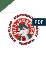 Final Husky Team Logo