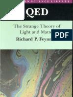 30975492 the Strange Theory of Light and Matter by Richard Feynman
