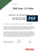 Smb Scanning Setting Up Smb Scan Folder