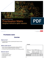 9akk105151d0125 Prioritization Module