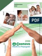 Directorio Medico Coomeva Caribe 2008