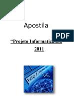 Apostila - projeto informatizando