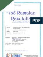 188 Ramalan Rasulullah [Muhammad an Nadwi]