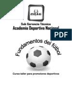 007 Fundamentos de Fútbol