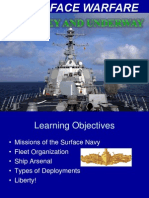 Surface Warfare