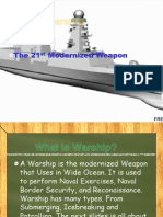 Warship_The 21st Modernized Weapon