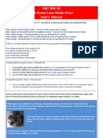 FMT DRV v2 User Manual