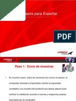 Lunes 12 Agosto Pasos+Para+Exportar