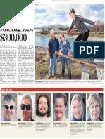 Society focused on raising last $300,000 (Timaru Herald; 2013.08.27)