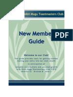 New Member Guide