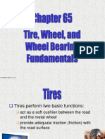 CC 65 Tire and Suspension