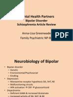 Intern Bipolar Disorder