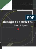 Design, Form & Space