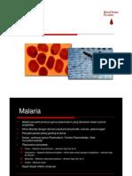 Malaria Kuliah