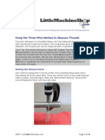 Three Wire Method