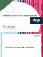 Sistema Nacional de Nomenclaturas