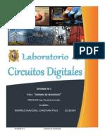 Lab. N° 1 - Circuitos Digitales - Normas De Seguridad (Previo)