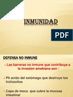 Inmunidad Expo Parasito