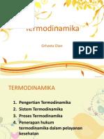 Termodinamika Fisika Kesehatan
