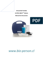 Manual US PRO 1000 3era Edicion
