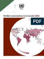 Perfiles Arancelarios en El Mundo 2012