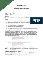 FAQ How to Create a Test Program v1.4