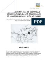 Cartilla Estrategia Integral Cuenca 1