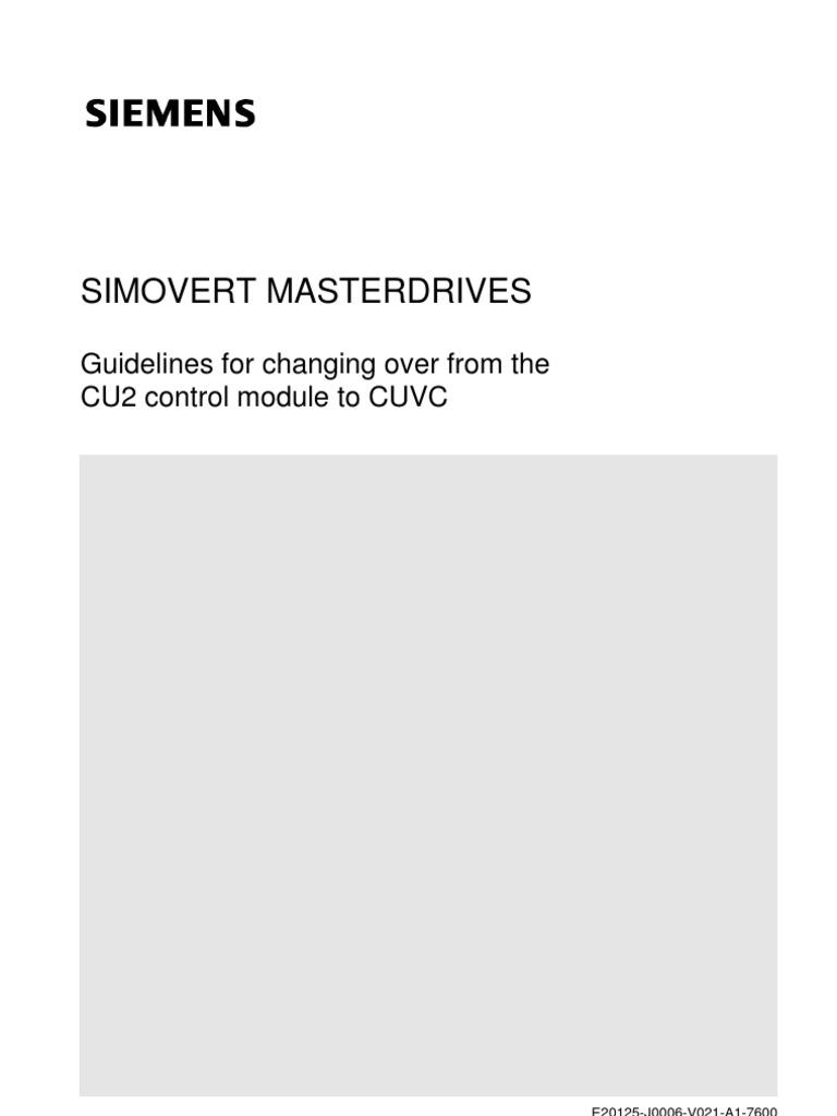 Guide Cu2 Cuvc | Parameter (Computer Programming) | Relay