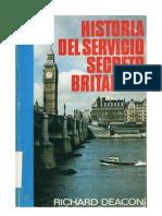 Deacon Richard - Historia Del Servicio Secreto Britanico