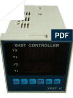 XHST-10AB programmable timer controller