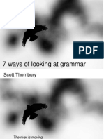 7 Ways of Looking at Grammar China Edit