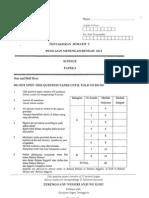PAPER2 TRIAL TERENGGANU SAINS PMR 2013 SET SUMATIF 3