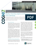 Reality checking agile's architectural inner workings