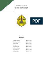 121322400 Proposal Study Kelayakan Bisnis