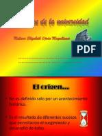 El origen de la universidad EXPOSICIÓN MELISSA OJEDA.pptx