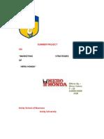 61520495 Marketing Strategies of Hero Honda (2)