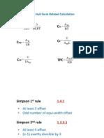 Formula Stability