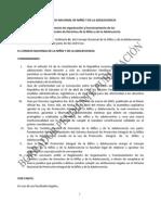 Reglamento Comités Locales de Derechos CONNA-borrador