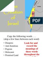 Israel Creation Ppt 0