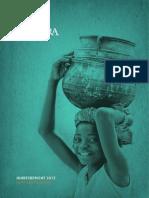 ADRA Jahresbericht 2012