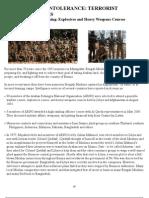 Big Arakan Report  V - FANATICISM, INTOLERANCE