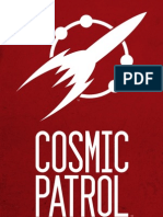Cosmic Patrol Quick-Start Rules (Free RPG Day 2012)