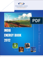 Energy Scenario of India