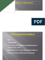 ETUDE ORGANISATIONNELLE [Mode de compatibilité]
