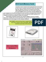 Programming and Operation Manual2008 APP-2008-004 Memory Card