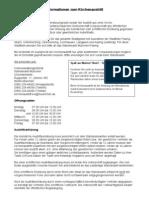 Info Kirchenaustritt 2013