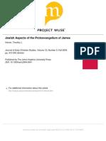 Jewish Aspects of the Protoevangelium of James