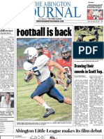 The Abington Journal 09-04-2013