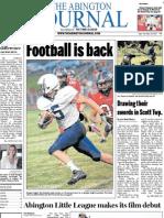 The Abington Journal 09-04-2013